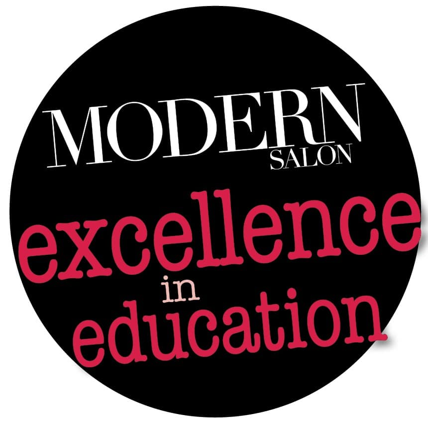 Modern Salon: Excellence in Education