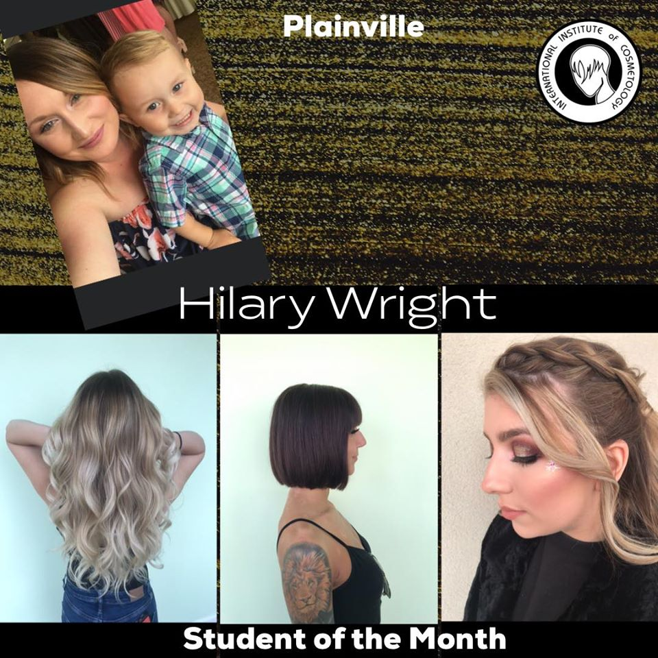 Hilary Student of the month
