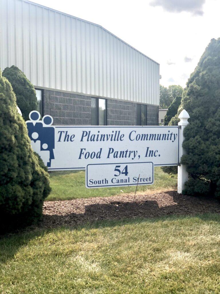 plainville food pantry